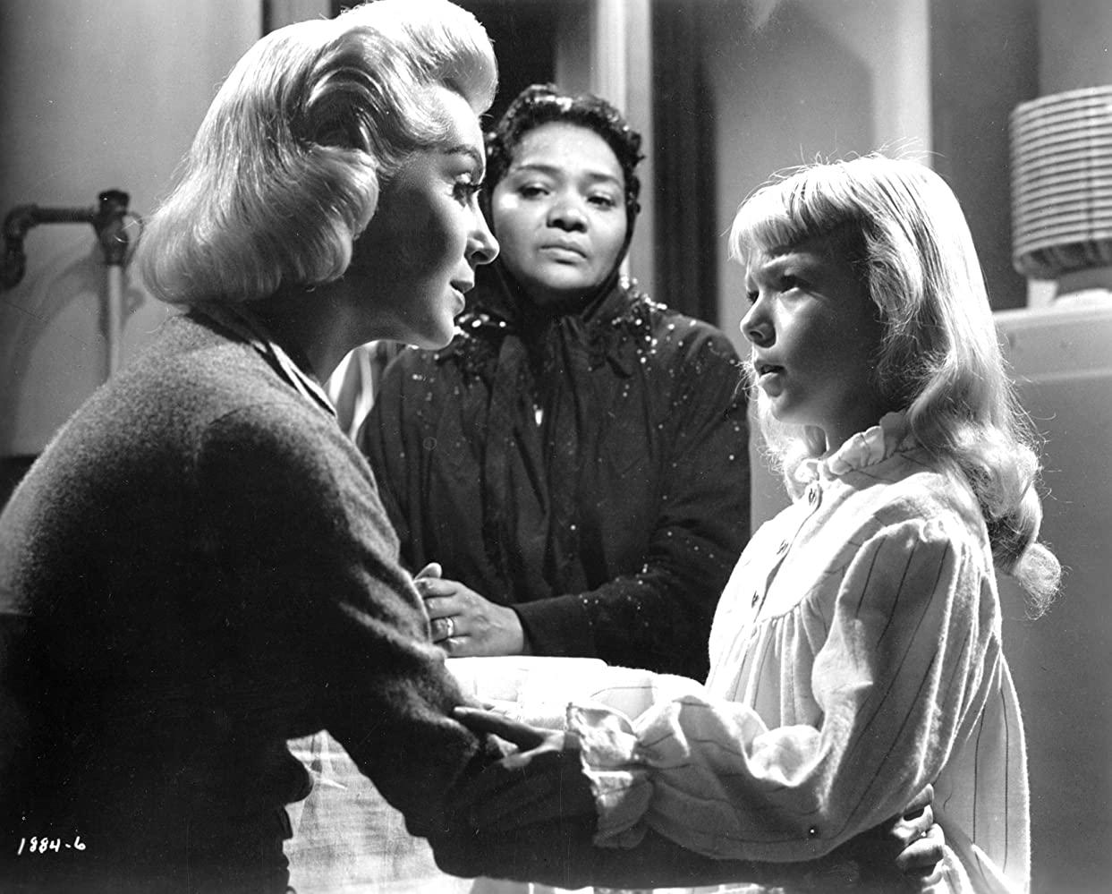 Lana Turner, Terry Burnham, and Juanita Moore in Imitation of Life (1959)